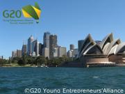 Les entrepreneurs du G20 prêts à créer 10 millions d'emplois