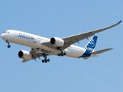 Première livraison de l'Airbus A350 à destination de Qatar Airways