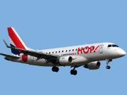 Air France fusionne ses filiales régionales sous l'enseigne Hop!