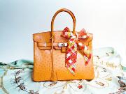 Hermès, en forte croissance, renforce son réseau d'ateliers artisanaux