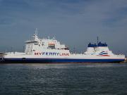 Les marins de la SCOP SeaFrance mettent fin au blocage à Calais