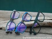 Un opticien rennais lance Eye Blue, sa propre marque de lunettes
