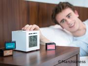 Le premier réveil olfactif, Sensor Wake, une innovation 100% française