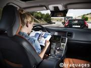 La voiture autonome, source de débats et d'avancées technologiques